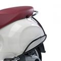 CRASH BAR REAR SIDE MAT BLACK VESPA PRIMAVERA/SPRINT