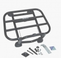 FRONT CARRIER (FOLDABLE) MAT BLACK VESPA PRIMAVERA/SPRINT