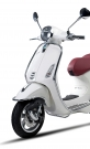 CRASH BAR FRONT SIDE CHROME VESPA PRIMAVERA/SPRINT