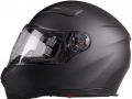 HELMET VITO FALCONE FULL FACE + SUN VISOR MATTE BLACK
