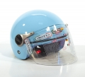 CHILD HELMET ISOTTA JET BLUE