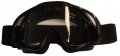 MOTOCROSS GLASSES BLACK