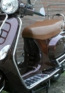 CHROME SIDE LEG - LOOKALIKE LX  - LUX/RIVA/NAPOLI