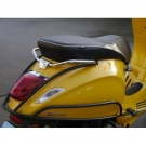 REAR PROTECTIONBAR APLUS FITTING ON VESPA SPRINT/PRIMAVERA MATT BLACK