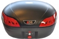 TOP CASE APLUS 48 LITERS + BRAKE LIGHT / ALARM / REMOTE