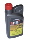 APLUS 2STROKE HALVE SYNTHETIC OIL 1L