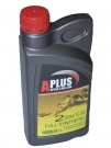 APLUS 2STROKE FULL SYNTHETIC OIL 1L