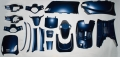 BODY KIT APLUS LOOK A LIKE LX/S MATTE BLUE 19 (19 PIECES)
