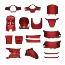 BODYKIT APLUS LOOK A LIKE LX / S MATTE FLAMING RED 19 PIECES