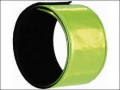 REFLECTIVE SNAP BRACELET FLUO YELLOW / NEON