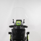 WINDSCHERM ISOTTA SCOOTMOBIEL MEDIUM - CLEAR